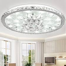 wohnzimmer deckenleuchte fsd runde wohnzimmer led kristall deckenleuchte moderne