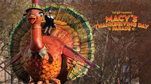 thanksgiving today the 89th annual macy u0027s thanksgiving day parade is almost here stchd