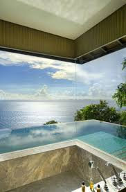 top 25 best infinity edge pool ideas on pinterest lap pools
