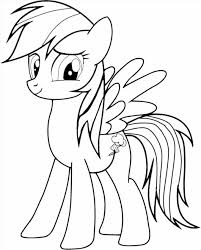 2017 rainbow dash coloring page shishita world com