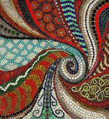 Mosaic Wall Art Diy Home Design Ideas Mosaic Fun - Wall mosaic designs