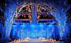 wedding lighting ideas light blue wedding reception ideas wedding lighting ideas blue