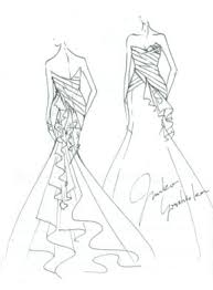 just in our favorite bridal designers sketch anne hathaway u0027s