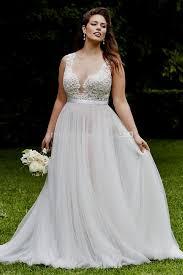 wedding dresses plus size wedding dress plus size lace biwmagazine