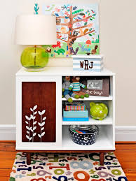 smart storage for kids u0027 rooms hgtv