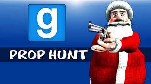 Seeking Santa Claus Episode H2odelirious Gmod Ep 42 Prop Hunt Santa S List