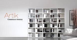 librerie bianche beautiful librerie moderne economiche gallery skilifts us