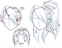 pin by dominique xoxo on dawing pinterest how to draw hair