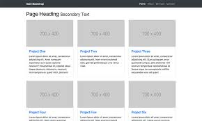 all free bootstrap themes u0026 templates start bootstrap