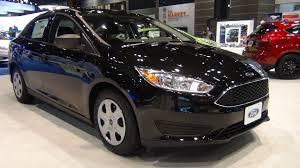 2015 Ford Focus S Exterior U0026 Interior Tour Youtube