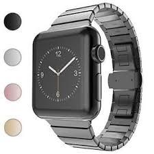 bracelet bands ebay images Stainless steel strap for apple watch butterfly bracelet band 42mm jpg
