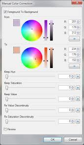 manual color correction plugins publishing only paint net forum