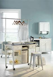 laundry room laundry room clothes rack design room decor