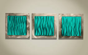 lovely brown and turquoise wall art 33 for beach themed wall art