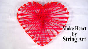 string art patterns how to make string art heart pattern by