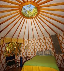 Yurt House by Smaller Yurts Pacific Yurts