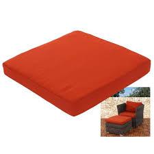 coussin canapé extérieur coussin d extérieur coussin d assise pr salon de jardin modulable