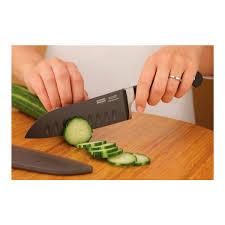 noir santoku knife forged box black kitchen knives
