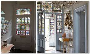 stained glass interior door stained glass in interior design 30 inspiring ideas home