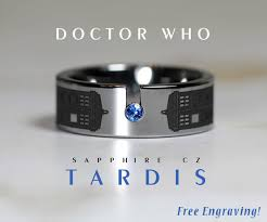 doctor who wedding ring 150 00 doctor who wedding rings for sale raggedyfan