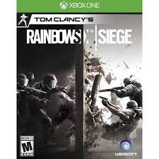 siege xbox one rainbow six siege xbox one pre owned walmart com