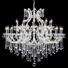 Cristal Chandelier by 15 Photos Egyptian Crystal Chandelier Chandelier Ideas