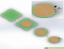How To Make A Toy Chest Cushion by 3 Ways To Make A Hovercraft Wikihow