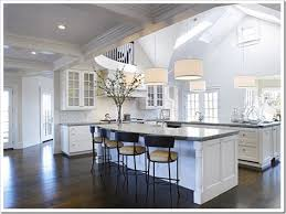 kitchen with two islands desire to decorate kitchens islands