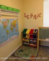 7 easy homeschooling room ideas organized homeschool life and