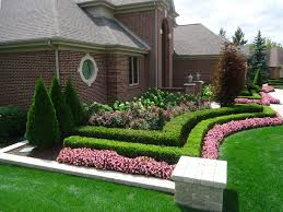 Decorative Landscaping Manicured Landscape Style Landscape Traditional With Front
