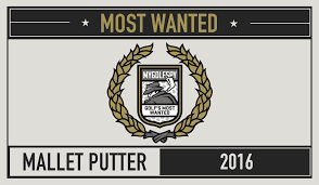 2016 most wanted mallet putter