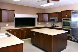 furniture modern kitchen design with rta cabinets and corian