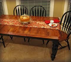 curb alert my new kitchen farm table wood refinishing project