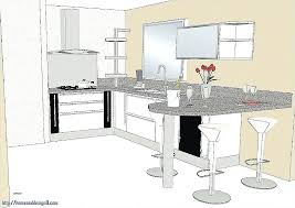 logiciel gratuit conception cuisine plan cuisine 3d gratuit cool plan d cuisine cuisine plan plan