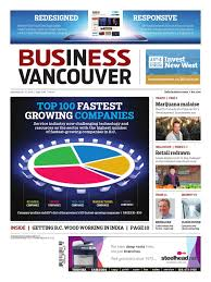 2014 lexus rx 350 vancouver business in vancouver issue 1298 by business in vancouver media