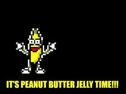 Peanut Butter Meme - meme it s peanut butter jelly time youtube
