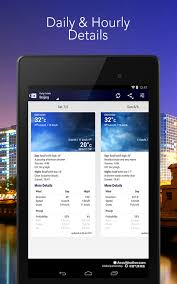 accuweather android app accuweather platinum android app review