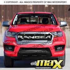 ford ranger 2015 ford ranger 2015 on raptor xtreme plastic front bumper add on