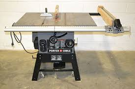 porter cable table saw review porter cable table saw pcb270ts review tool nerds