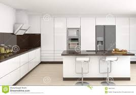 brown kitchen interior stock photos image 3595643 interior white and brown kitchen stock image