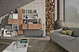 Modern Living Room Wall Units With Storage Inspiration DesignRulz - Design wall units for living room
