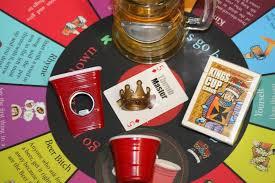 upclose of kings drinking game kings cup pinterest kings