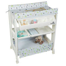 Bath Changing Table Babylo Smart Change Baby Changing Table Unit Easy Storage Station