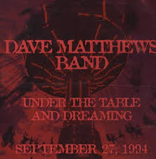 under the table and dreaming dave matthews band under the table and dreaming usa promo 5 cd