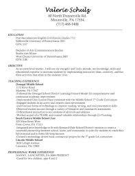 free sle resume templates 80 free resume exles by industry resumegenius sle