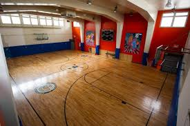 Basketball Courts With Lights The Courts Of Kings Brooklyn Hoop History On Center Stage Ny