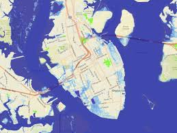 Charleston Flood Map Building The Case For A Comprehensive Sea Level Rise Strategy In