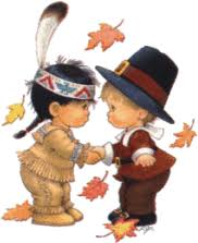 Thanksgiving Pilgrims And Indians Fallboys Gif