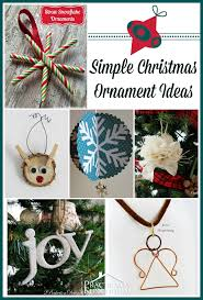 12 easy handmade ornaments is now available