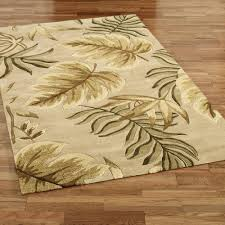 Tropical Outdoor Rugs Palm Tree Rugs Roselawnlutheran